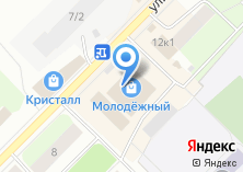 Компания «Магазин овощей и фруктов на ул. Никитова» на карте