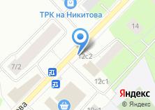 Компания «ФИБО» на карте