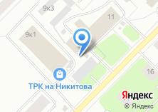 Компания «Архангельская» на карте