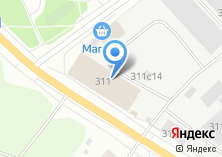 Компания «Металлика 29» на карте