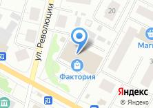 Компания «Формула комфорта» на карте
