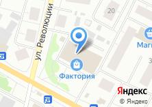Компания «Ивановские ситцы» на карте