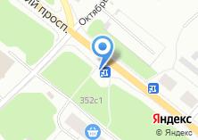 Компания «Свежий хлеб» на карте