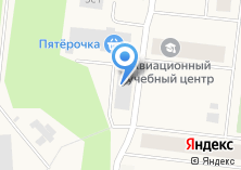 Компания «Магазин фруктов-овощей на ул. Аэропорт Архангельск» на карте