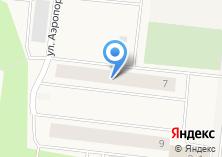 Компания «АРЕНДА А/КРАНА АРХАНГЕЛЬСК» на карте