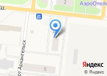 Компания «Отель *онегин*» на карте