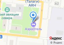 Компания «Банкомат АКБ Авангард» на карте