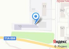 Компания «Архангельский политехнический техникум» на карте