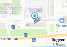 Компания «Почтовое отделение связи №58» на карте