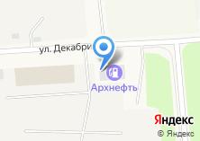 Компания «Новодвинские перевозки» на карте