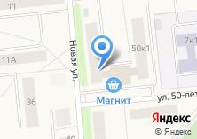 Компания «Магазин верхней и детской одежды» на карте