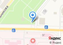 Компания «Люся» на карте