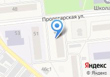 Компания «Почтовое отделение связи №3» на карте