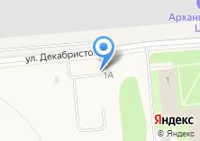 Компания «Автосервис на ул. Мельникова» на карте