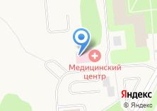 Компания «Новодвинский медицинский центр» на карте