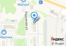 Компания «Мастер Дент» на карте