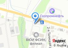 Компания «Владимирский юридический институт» на карте