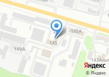 Компания «Мебельные материалы и Фурнитура» на карте