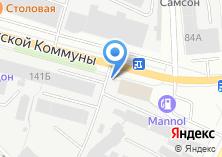 Компания «ВЫЕЗДНОЙ АВТОСЕРВИС» на карте