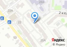 Компания «Мастер-дом» на карте