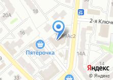 Компания «Юридическое бюро» на карте
