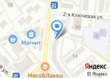 Компания «Икар-маркет» на карте