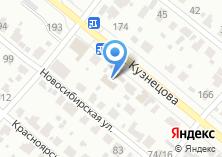 Компания «Сибирские бани» на карте