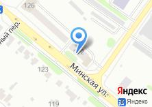 Компания «Магазин хозтоваров на Минской» на карте
