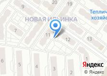 Компания «Северный банк Сбербанка России банкомат» на карте