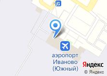 Компания «Иваново» на карте