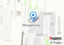 Компания «ПромАльпМонтаж» на карте