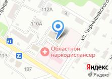 Компания «Авто-Класс» на карте
