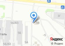 Компания «Pilomaterial37» на карте