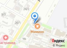 Компания «ТИМ-Стройматериалы» на карте