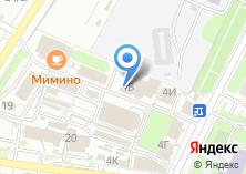 Компания «Ирма» на карте