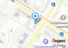 Компания «Специальное помещение содержания задержанных лиц» на карте