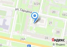 Компания «ОлимпСтрой» на карте