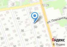 Компания «Ивановская упаковка» на карте