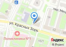 Компания «Урал-Пресс Север» на карте