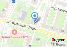 Компания «Маникюрия» на карте