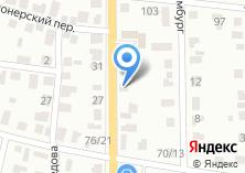 Компания «ЛиКру» на карте