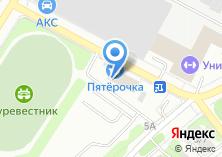 Компания «МТО» на карте