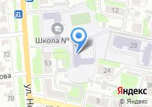 Компания «Ивановская специальная (коррекционная) общеобразовательная школа V вида» на карте