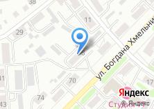 Компания «Окна Kaleva» на карте