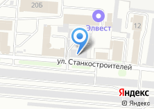 Компания «Медтехника торгово-сервисная компания» на карте