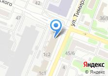 Компания «U.LOFT» на карте