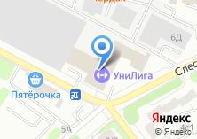 Компания «Афинастрой37» на карте