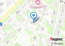 Компания «Мост-М» на карте