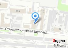 Компания «АвтоматикаСБ - Торгово-монтажная компания» на карте