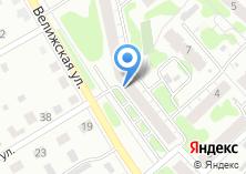 Компания «ШАРЫ37.РФ» на карте
